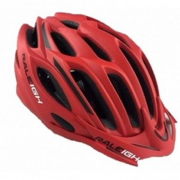 Casco MTB Raleigh In Mould....