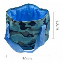 Bolsa plegable  agua - 10...