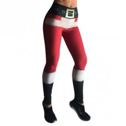 Calza  Dama de Navidad -...