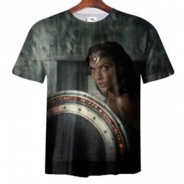 Remera Mujer Maravilla -...