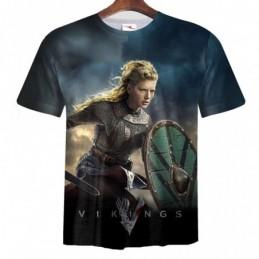 Remera Lagherta Vikingos -...