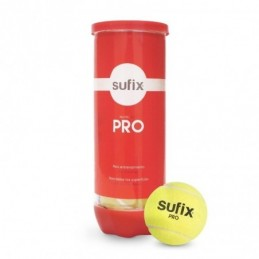Pelotas de Tenis Sufix Pro...